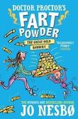 """""""Doctor Proctor's fart powder - the great gold robbery"""" av Jo Nesbø"""