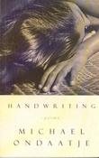 """Handwriting - poems"" av Michael Ondaatje"