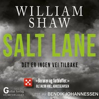 """""""Salt Lane"""" av William Shaw"""