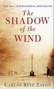 """The shadow of the wind"" av Carlos Ruiz Zafón"