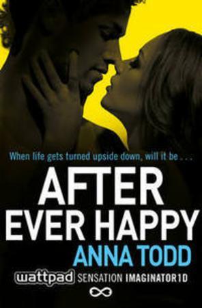 """""""After ever happy"""" av Anna Todd"""