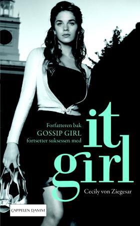 """It girl"" av Cecily Von Ziegesar"