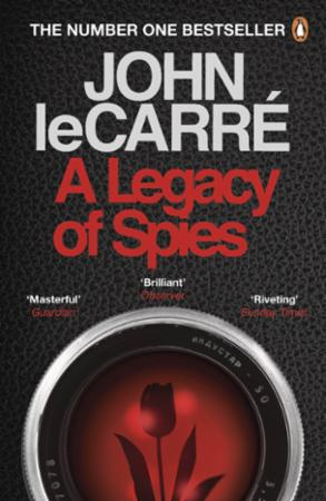"""A legacy of spies"" av John Le Carré"
