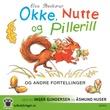 """""""Okke, Nutte og Pillerill og andre fortellinger"""" av Elsa Beskow"""