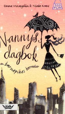 """""""Nannys dagbok - en barnepikes betroelser"""" av Emma McLaughlin"""