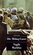 """""""Die Midaq-Gasse"""" av Nagib Machfus"""