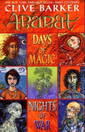 """""""Abarat - days of magic, nights of war"""" av Clive Barker"""