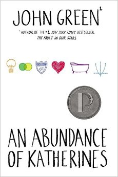 """""""An Abundance of Katherines"""" av John Green"""