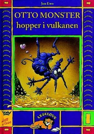 """""""Otto monster hopper i vulkanen"""" av Jon Ewo"""