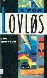 """""""L for lovløs"""" av Sue Grafton"""