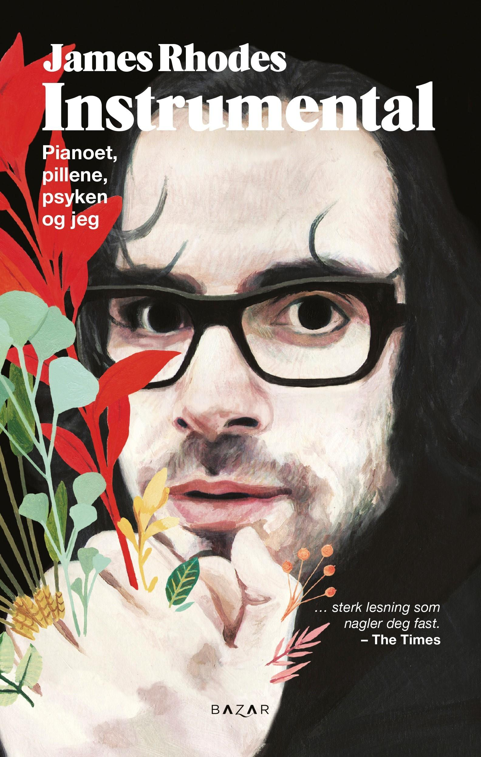 """""""Instrumental - pianoet, pillene, psyken og jeg"""" av James Rhodes"""