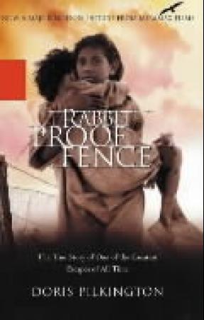 """Rabbit-proof fence"" av Doris Pilkington"
