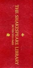 """""""The Shakespeare library"""" av William Shakespeare"""