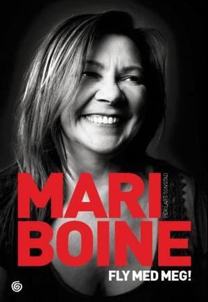 """""""Mari Boine - fly med meg!"""" av Per Lars Tonstad"""