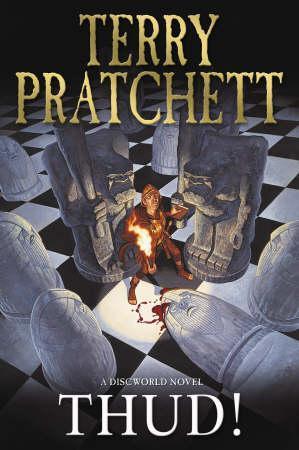 """""""Thud!"""" av Terry Pratchett"""