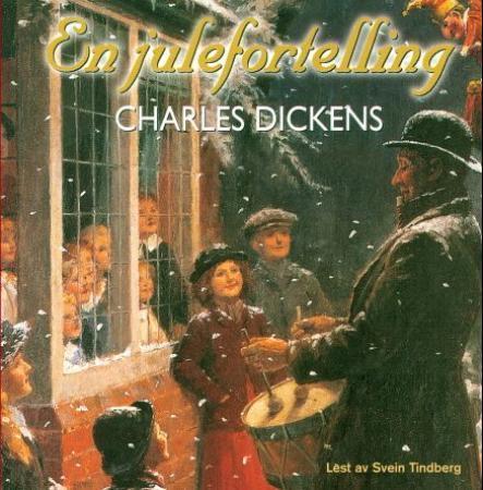 """""""En julefortelling"""" av Charles Dickens"""