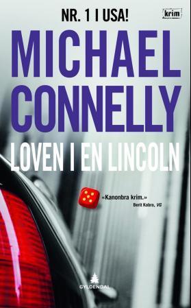 """""""Loven i en Lincoln"""" av Michael Connelly"""