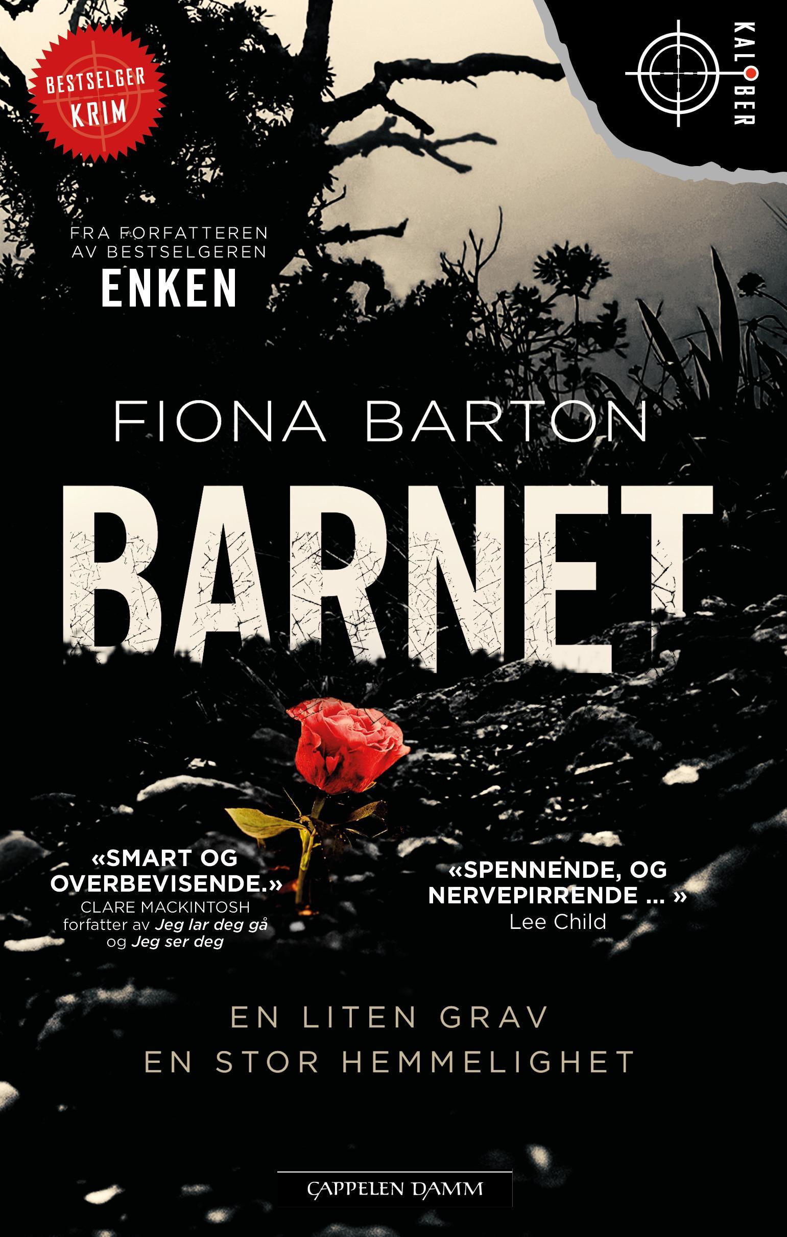 """""""Barnet"""" av Fiona Barton"""