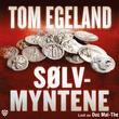 """""""Sølvmyntene"""" av Tom Egeland"""