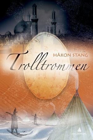 """""""Trolltrommen - roman"""" av Håkon Stang"""