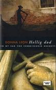 """""""Hellig død"""" av Donna Leon"""