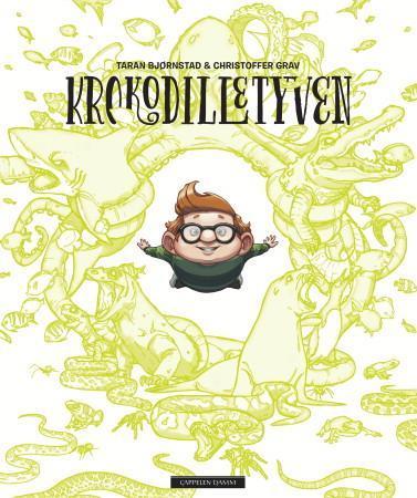 """""""Krokodilletyven"""" av Taran Bjørnstad"""
