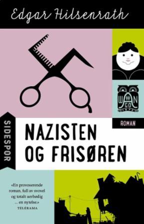 """""""Nazisten og frisøren"""" av Edgar Hilsenrath"""