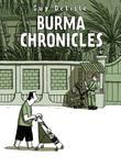 """Burma Chronicles"" av Guy Delisle"