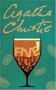"""Five Little Pigs (Poirot)"" av Agatha Christie"