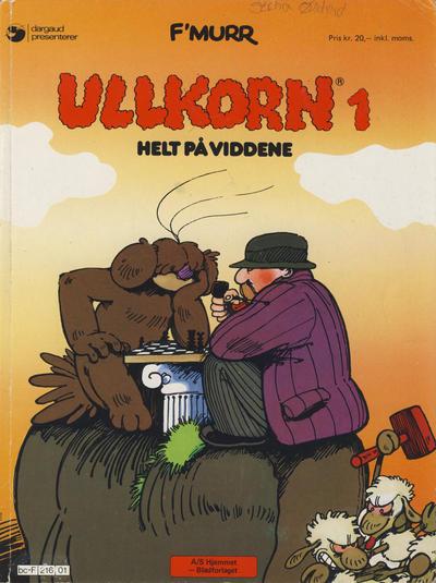"""Ullkorn 1"" av F'Murr"