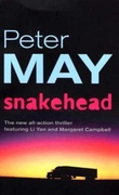 """Snakehead"" av Peter May"