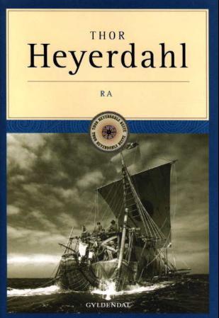 """Ra"" av Thor Heyerdahl"