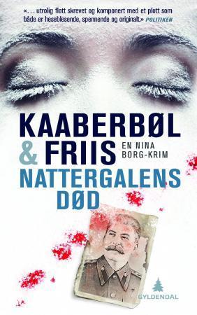 """""""Nattergalens død - en Nina Borg-roman"""" av Lene Kaaberbøl"""