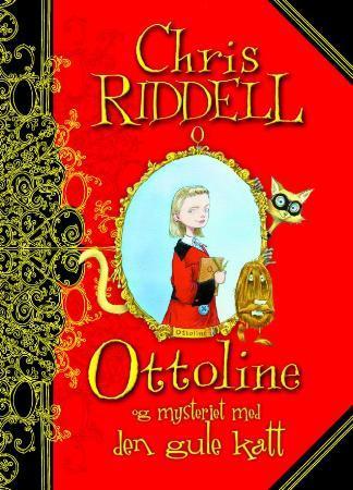 """""""Ottoline og kattemysteriet"""" av Chris Riddell"""