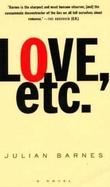 """Love, etc."" av Julian Barnes"