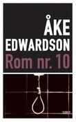 """""""Rom nr. 10"""" av Åke Edwardson"""
