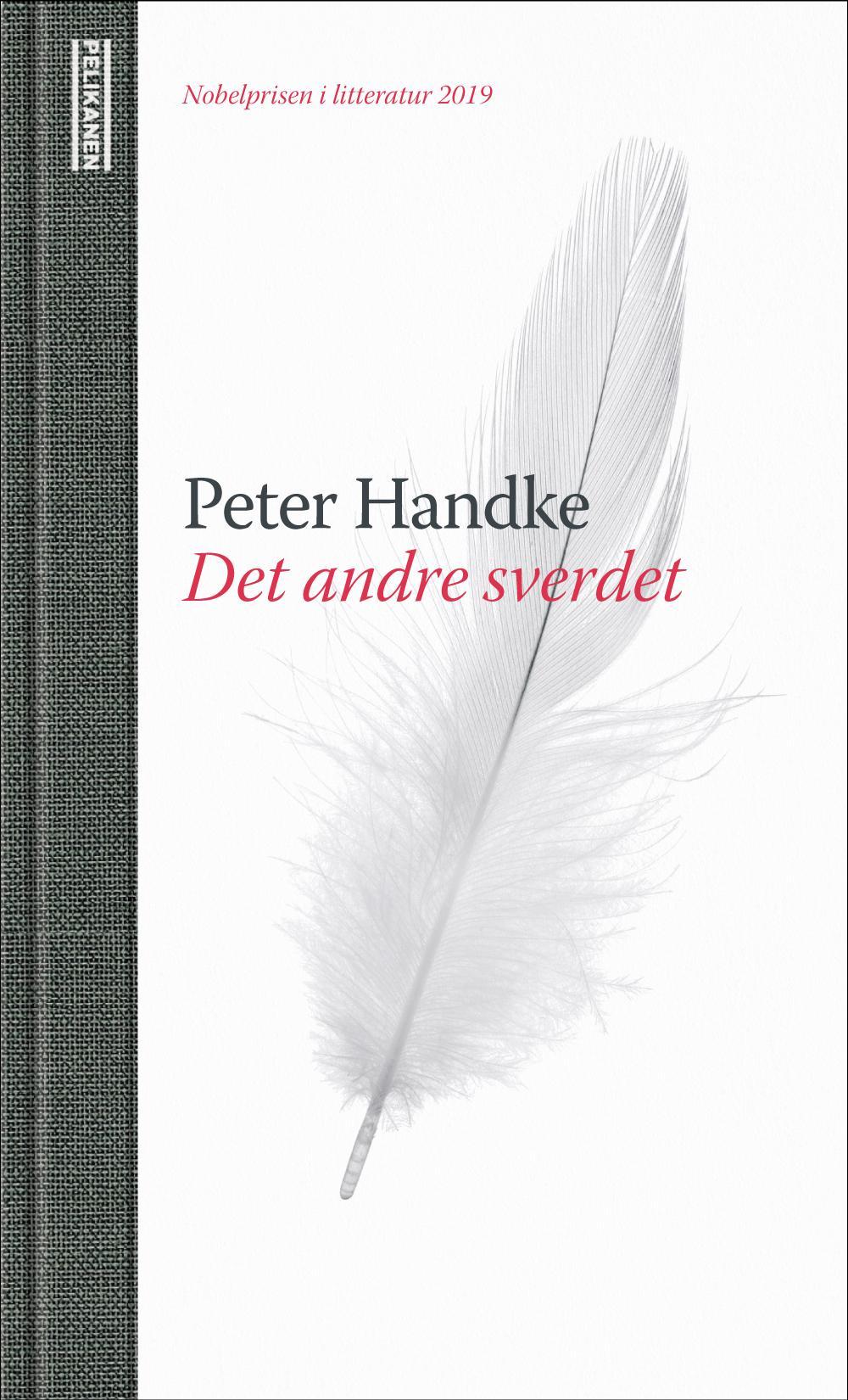 """""""Det andre sverdet - en maihistorie"""" av Peter Handke"""