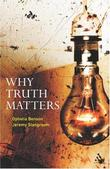 """Why Truth Matters"" av Ophelia Benson"