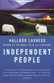 """Independent People"" av Halldor Laxness"