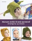 """""""Morsom strikk til små sjarmtroll 20 herlige lue- og vottesett"""" av Nuriya Khegay"""