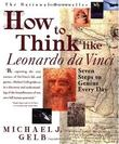 """How to Think Like Leonardo Da Vinci - Seven Steps to Genius Every Day"" av Michael J. Gelb"
