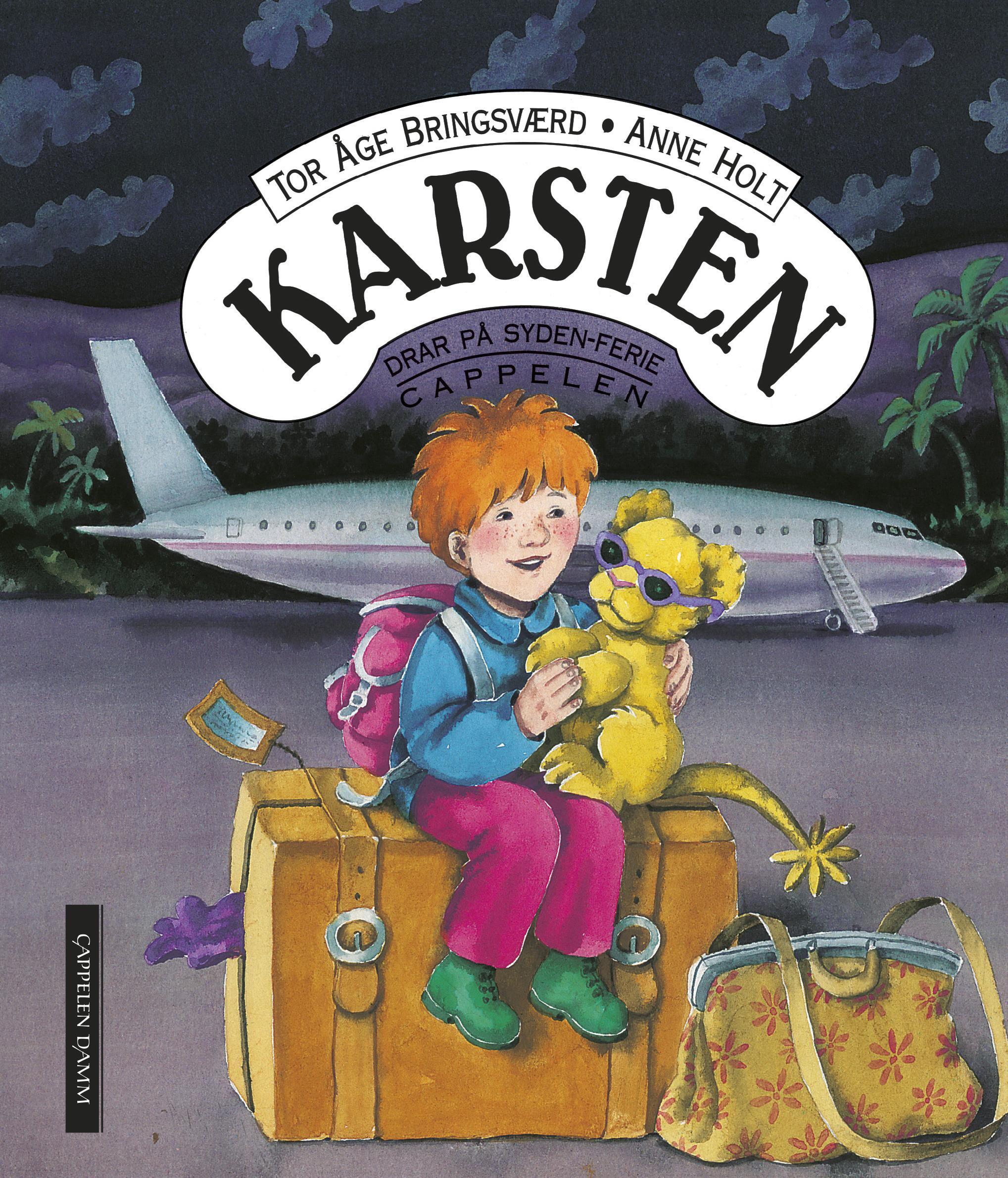 """Karsten drar på sydenferie"" av Tor Åge Bringsværd"