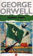 """Animal farm - a fairy story"" av George Orwell"