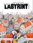 """""""Den store labyrintboka byer"""" av Martin Nygaard"""