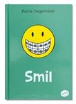 """""""Smil"""" av Raina Telgemeier"""