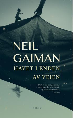 """""""Havet i enden av veien"""" av Neil Gaiman"""