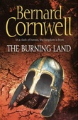 """The burning land - saxon series 5"" av Bernard Cornwell"