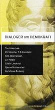 """""""Dialoger om demokrati"""" av Tord Akerbæk"""