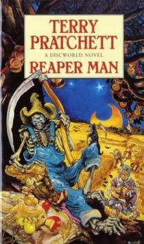 """""""Reaper man"""" av Terry Pratchett"""