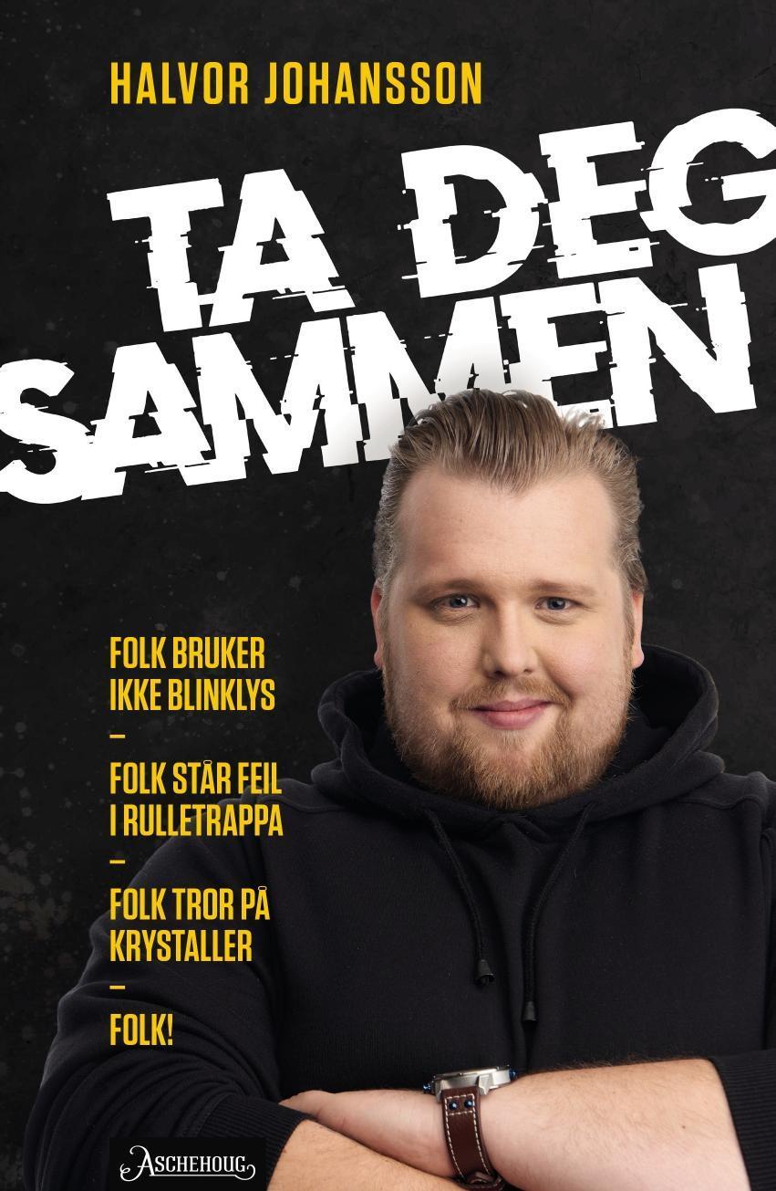 """""""Ta deg sammen"""" av Halvor Johansson"""